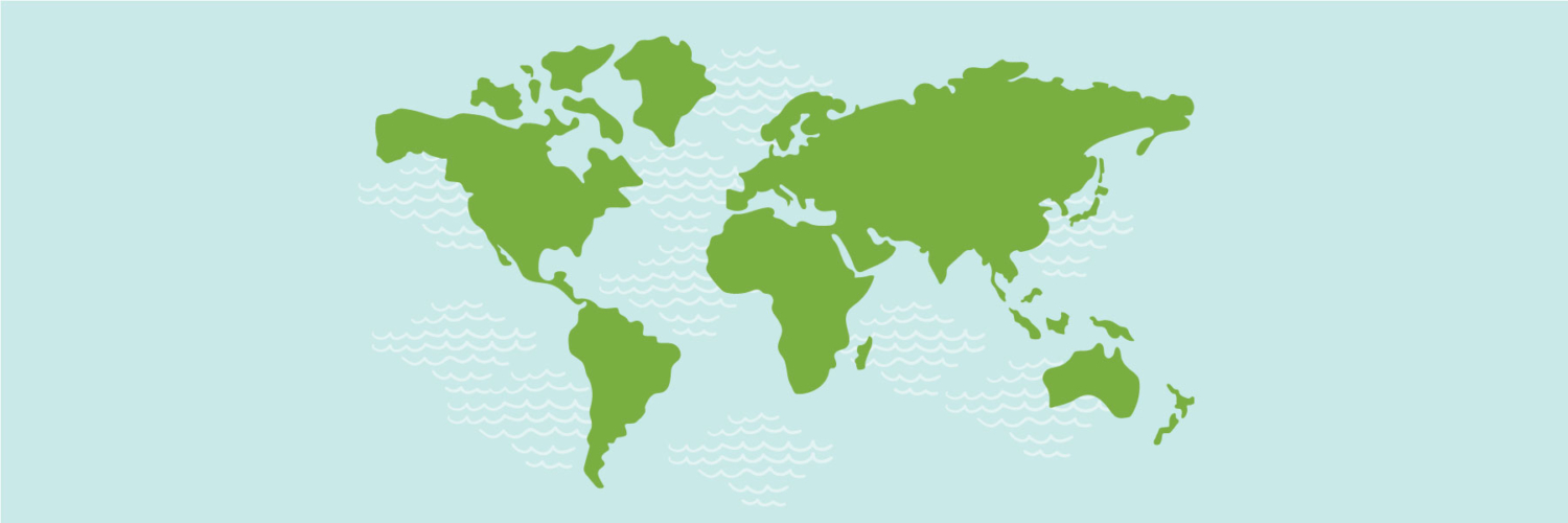 World-Map-banner-with-waves